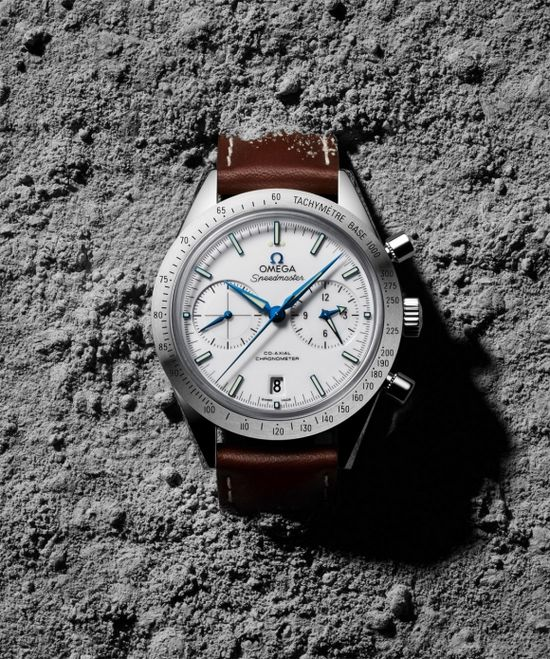 Omega Speedmaster '57 Co-Axial Chronograph #men #watches  Johnston  johnstonmurphymen...  More Mens Fashion   Johnston & Murphy  johnstonmurphy.gr...