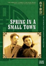 Seen by many as the greatest Chinese film ever, Spring in a Small Town is different from other films of the era. In a time when most films were colored by the politics of the time, Spring in a Small Town is a story of a woman with a love dilemma.