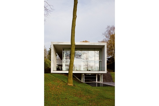 Genets 3. By Bruno Erpicum & Partners. Belgium.