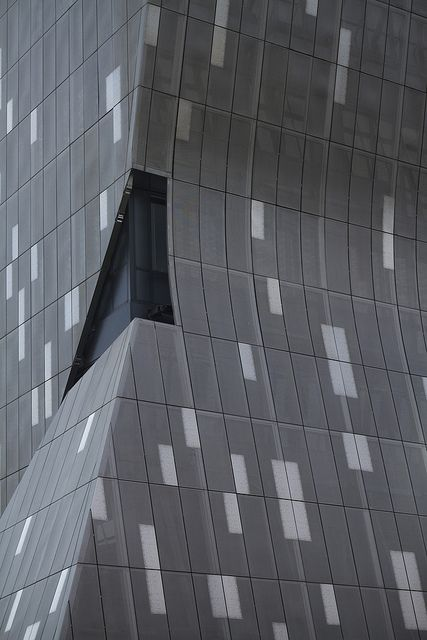 Cooper Union extention: 01 by Ahmed ElHusseiny, via Flickr