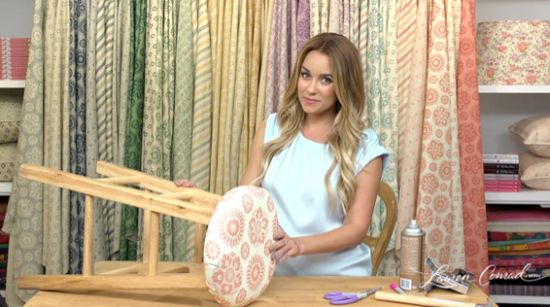 how to reupholster your own furniture #diy