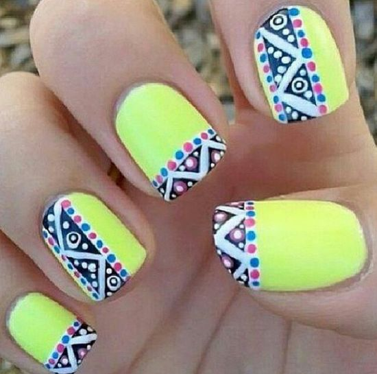 Aztec!!! This is beautiful, but, it would take forever to do!!!