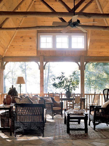 Amelia Handegan porch