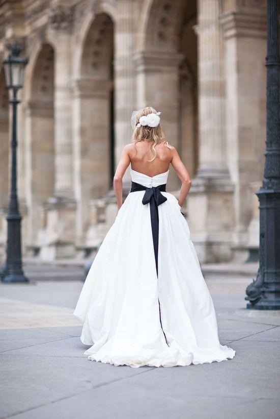 wedding dress chic