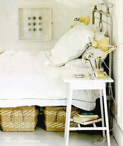 #anthropologie #pintowin  cute storage idea