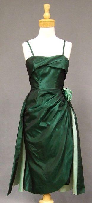 Dress Emma Domb, 1950s Vintageous