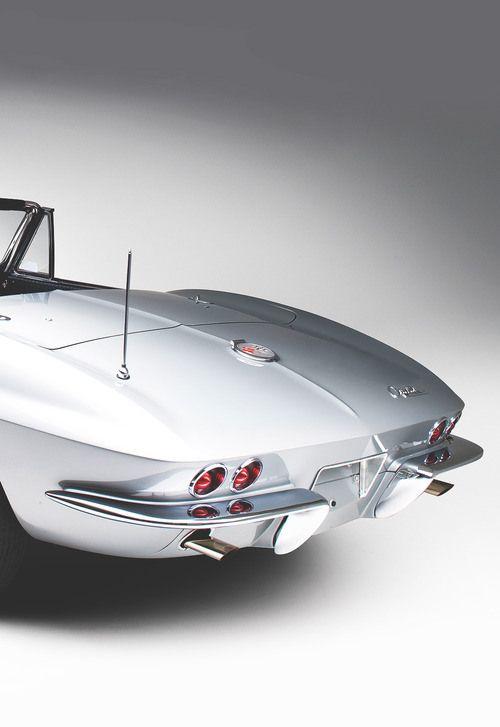 Corvette #cars #vintage
