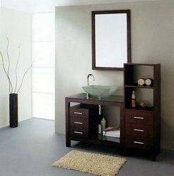 Modern Bathroom Vanity - Seabrook