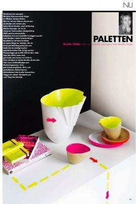 Neon Ceramics by Maison Sauvage