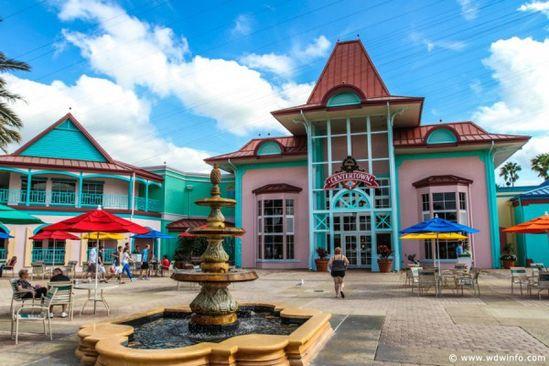 Disneys Caribbean Beach Resort - wdwinfo.com