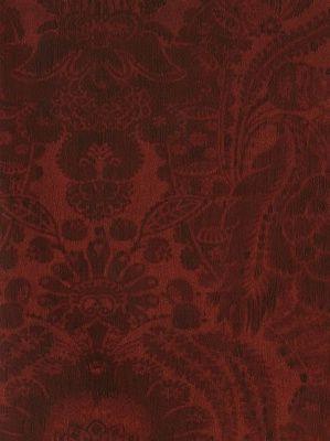Andrew Martin Kew-Red $97.50 per roll #interiors #decor #royaldecor