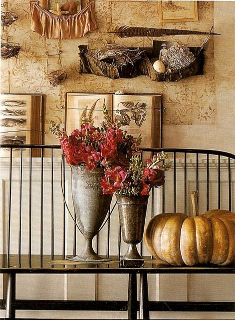...Being drawn more to farmhouse furniture these days.  This is a perfect example of how to do it right.