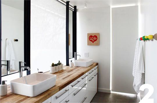 Inspiration for Faith & Mike's Master Bathroom  Renovation Diary