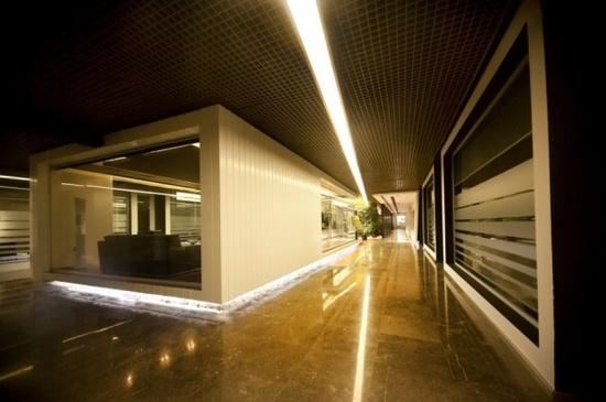 Home Office Design, the Koza in Turkey