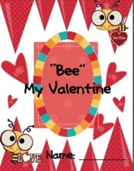 Valentine Literacy Freebie 22 pages
