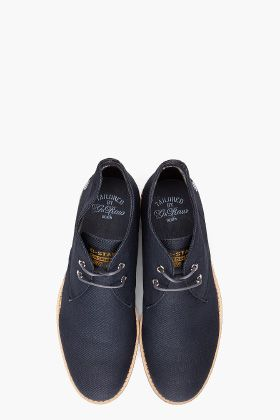 G-STAR Denim Eton Chukka Boots
