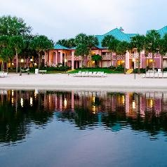 Places we've stayed #1  Disney's Carribean Beach Resort