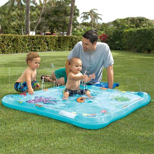 Li'l Squirt Baby Wading Pool - One Step Ahead Baby