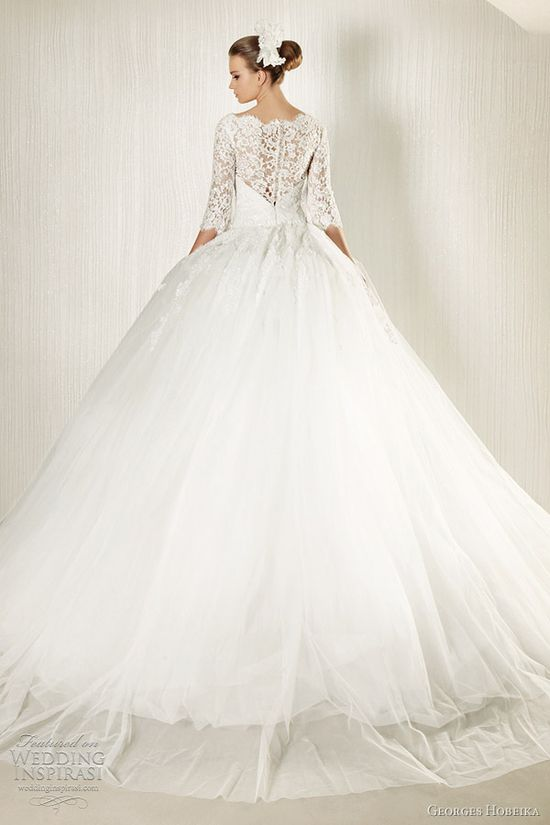 Georges Hobeika Bridal 2012 Wedding Dresses