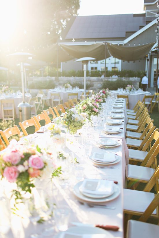 Farm to Table Wedding from Adrienne Gunde  Read more - www.stylemepretty...