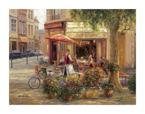 Cafe Corner,