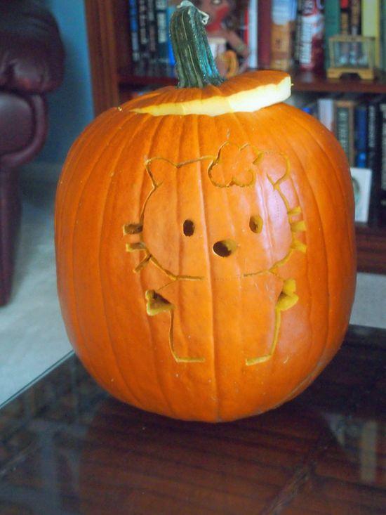 How To Carve Cartoon Character Pumpkins  #Halloween