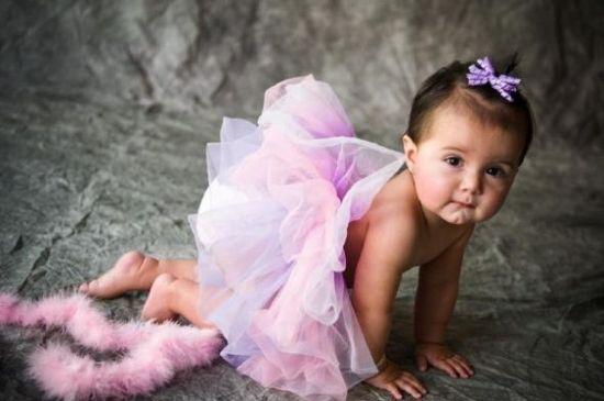 Cute baby girl clothes :  wedding baby clothes girl Tutu