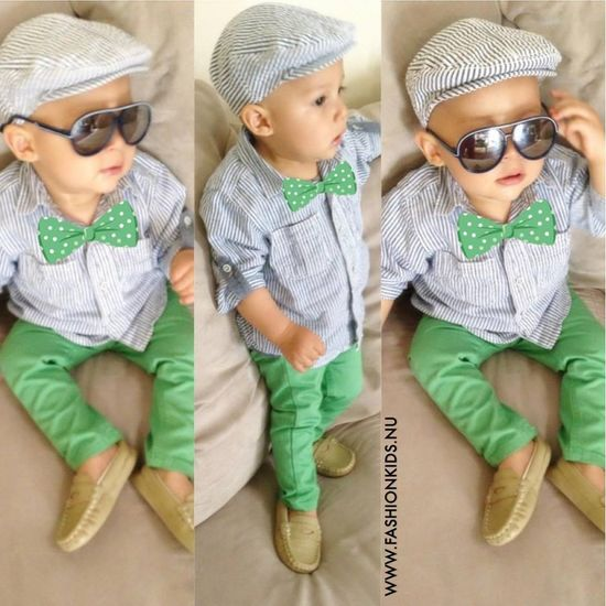 Oh my god I love this outfit! But Cody, would never let me dress him like that. So adorable!