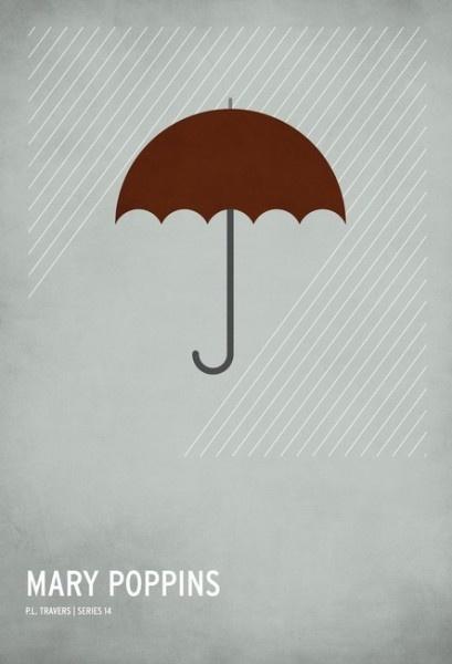 Minimalist Diigital Movie Poster