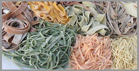 Phoenix Pasta, makes Fresh Organic Pasta, Sauces, Handmade Ravioli, Bread, and Pastries daily on their Berkeley