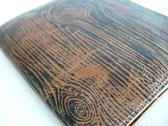 Woodgrain Wallet $17.00