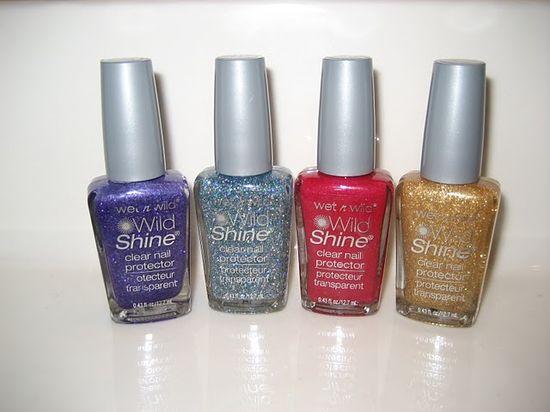 DIY nail polish colors