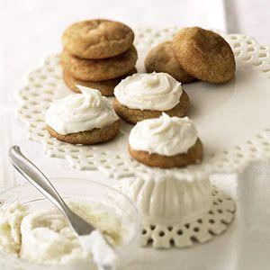 25 Days of Christmas Cookies: Irish Creme Delights