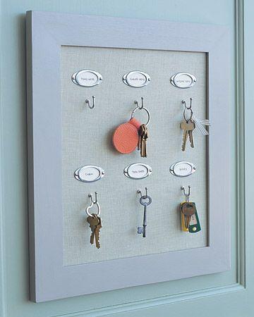 keeping track of keys