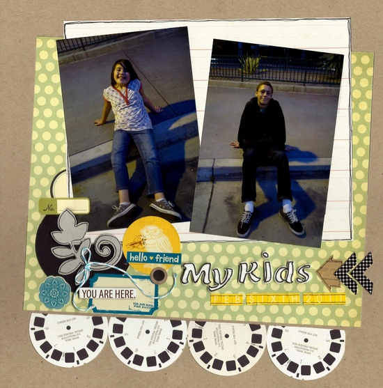 My Kids (Feb Sixth 2011) - Scrapbook.com