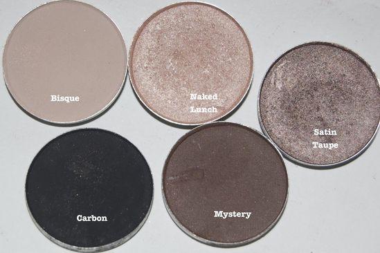 Must Have #Mac #Eyeshadows #makeup