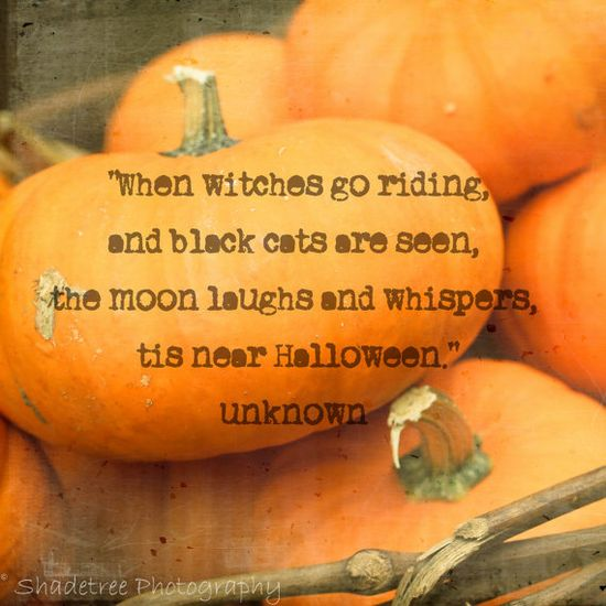 ...tis near Halloween (and I love it!). #Halloween #poetry #quotes