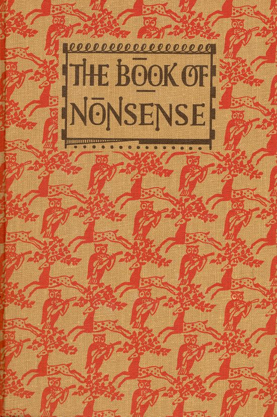 The Book of Nonsense (1956).