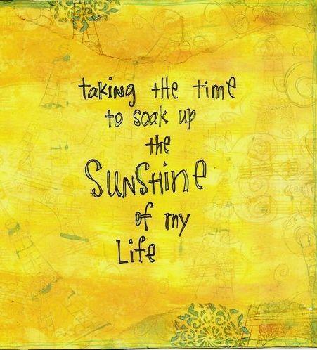 #sunshine