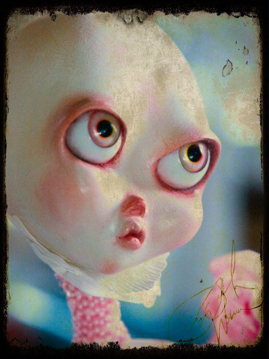 PINK ArT Doll 750E