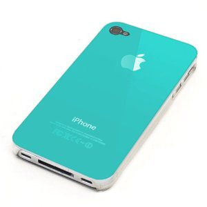 #Turquoise iPhone case
