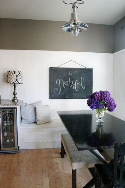 simple chalk board