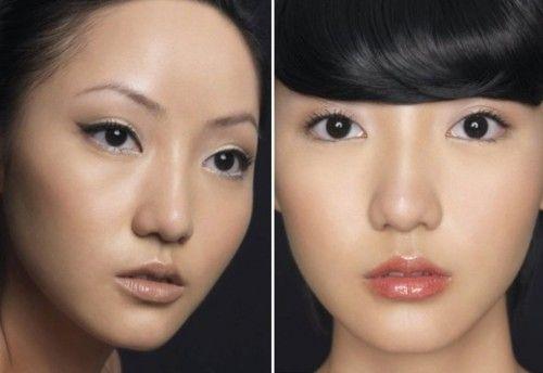 natural asian makeup!!