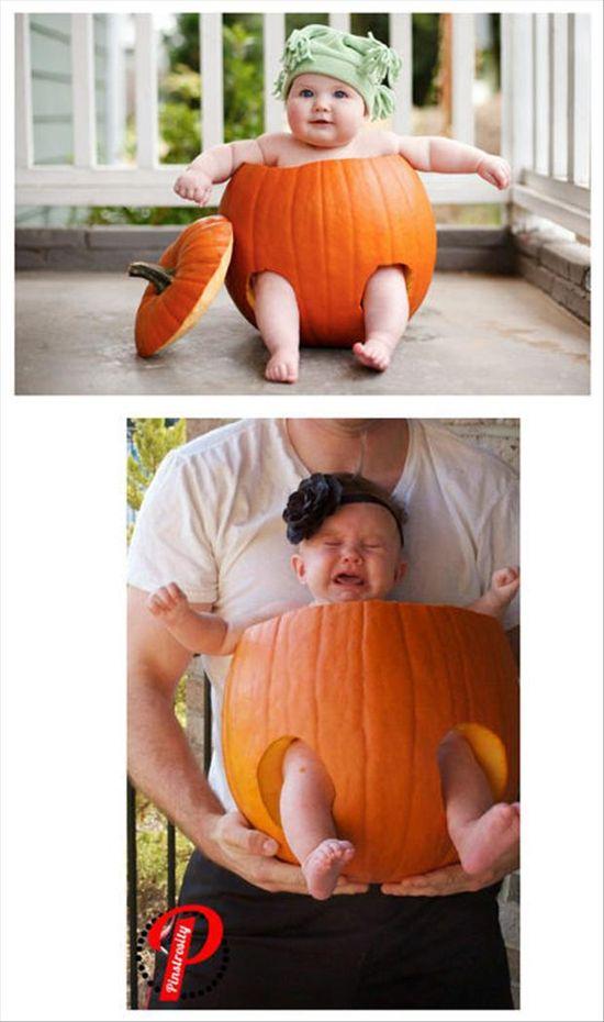 Pinterest baby pic fail