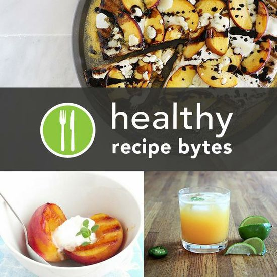 The Greatist Table: 5 Healthy Peach Recipes from Around the Web