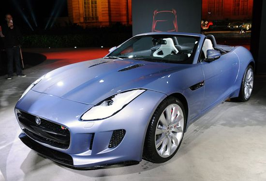 Jaguar F-Type heralds return of first new sports car for Leaping Cat in 50 years