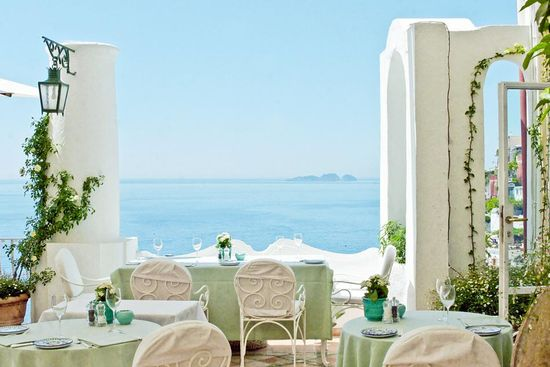 Romantic wedding views in Amalfi