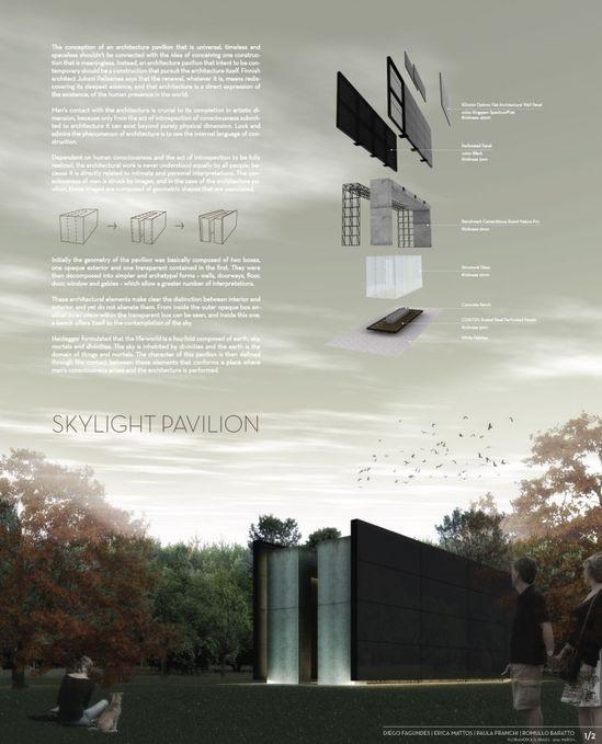 Sky Light Pavilion / Nimbu