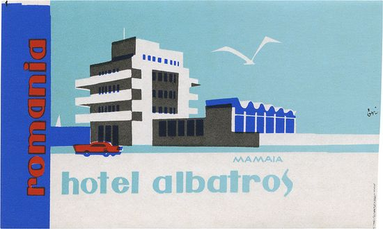 Hotel Albatros, Mamaia