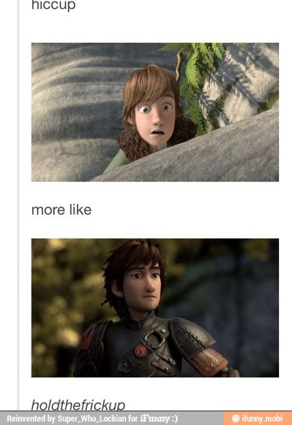HICCUP / iFunny :)